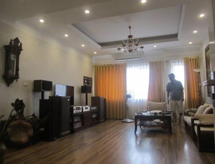 Bán nhà mặt phố Trần Đăng Ninh, dt 105m2, 7 tầng thang máy, MT 7m, cho thuê giá cao