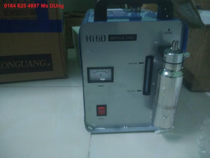 Máy khò bóng mica H160 thiết kế nhỏ gọn, dễ sử dụng3