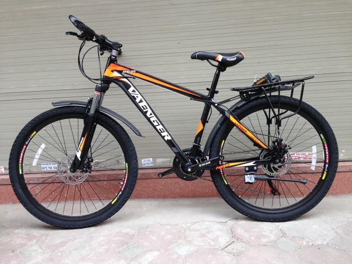 Xe đạp thể thao Vaenger khung nhôm