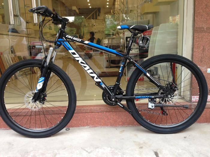 Xe đạp thể thao Oklin 160 mới 2018
