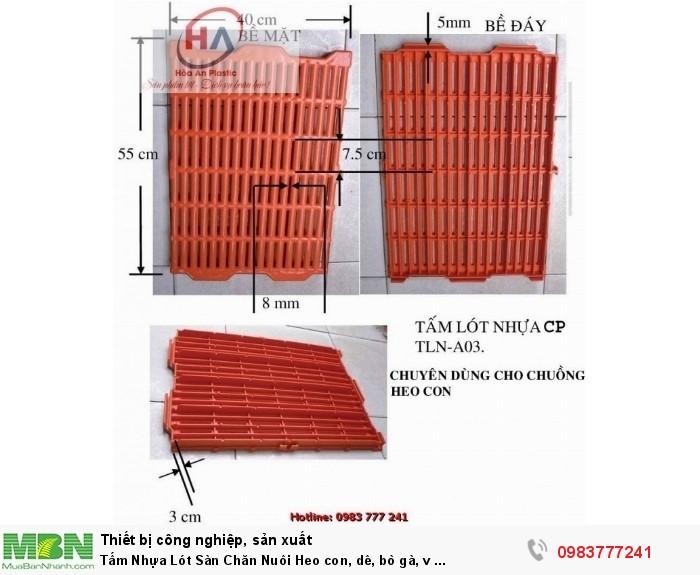 Tấm Nhựa Lót Sàn Chăn Nuôi Chất Lượng Tốt Giá Rẻ17