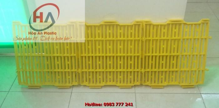 Sàn Vịt Thông Minh - Tấm nhựa lót sàn chuồng vịt (gà) ngan ngỗng8