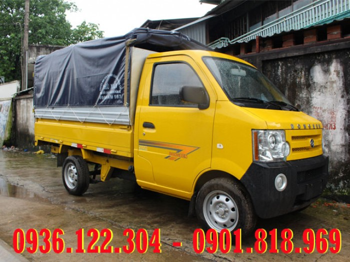 Xe tải Dongben 810kg/870kg/770kg Trả góp 80% trên toàn quốc