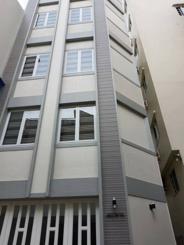 Bán nhà phố Lê Quang Định, dt 63m2 hxh