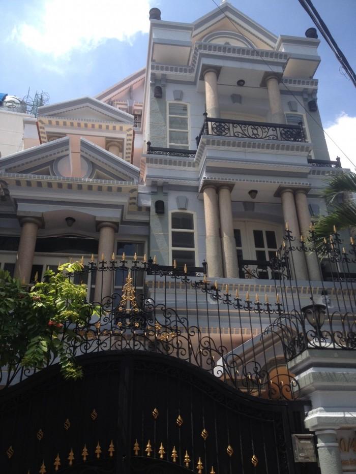 Villa lam sơn,p6, bình thạnh,7x18, nở hậu 9m, giá bán : 15.8 tỷ
