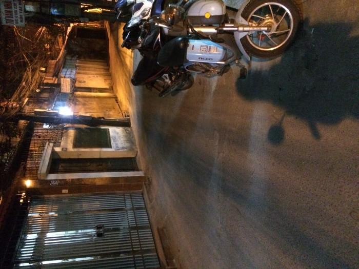 Bán Nhà Mặt Ngõ Kim Ngưu, 45m2, 4 Tầng, Kinh Doanh
