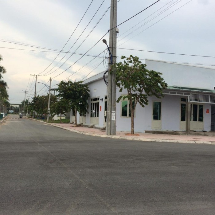 Bán đất MT đường Lê Văn Thịnh quận 2 SHR khu dân cư phía sau bệnh viện mới