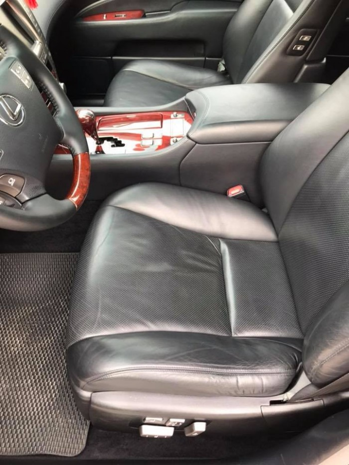 Lexus LS 600h L sản xuất năm 2008 Số tự động Động cơ Xăng