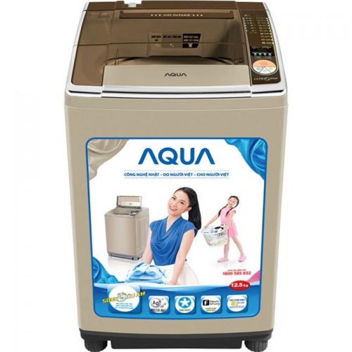 Máy Giặt Aqua 12.5Kg AQW U125ZT