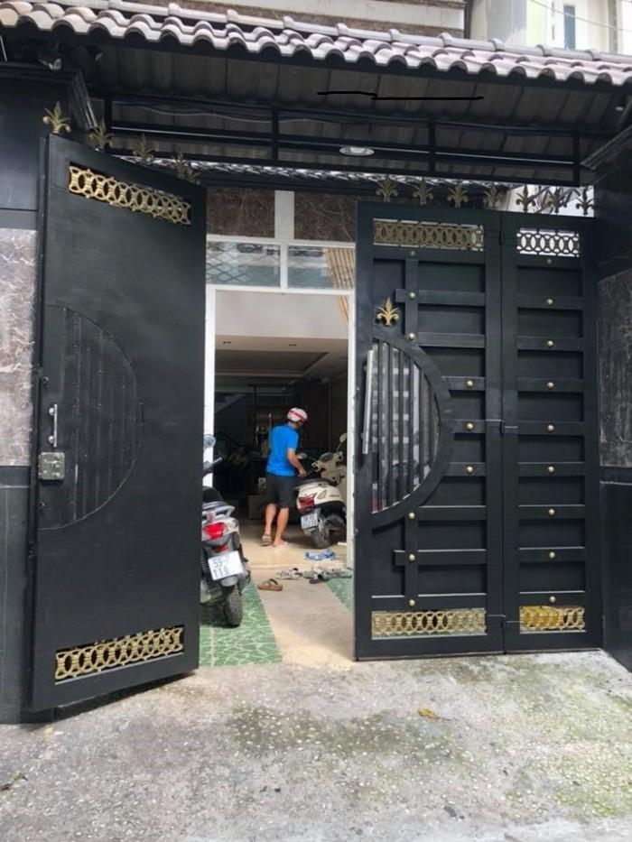 Bán nhà cực đẹp Lý Thường Kiệt-HXH-73m2-3t