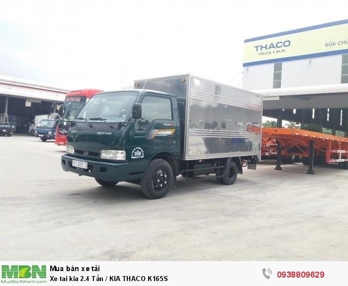 Xe tai kia 2.4 Tấn / KIA THACO K250 0