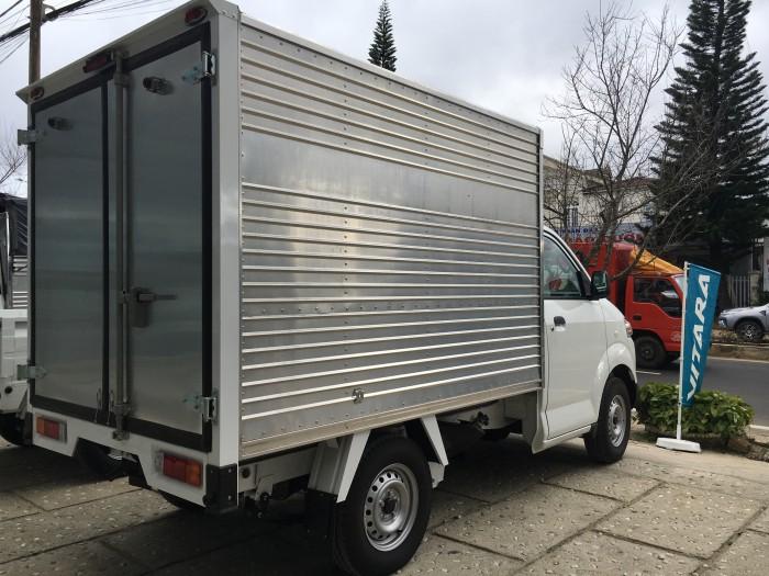 Bán xe tải SUZUKI Super Carry Pro, thùng kín, giá ưu đãi dịp cuối năm