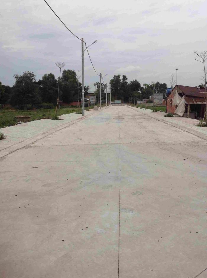 Đất nền Sổ Hồng cầm tay ngay Hiệp Thành, Quận 12, đường trước nhà 11m