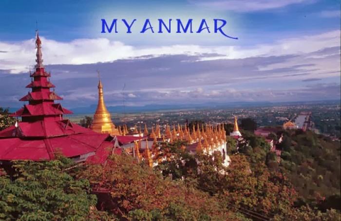 Làm Visa Myanmar tại Việt Nam