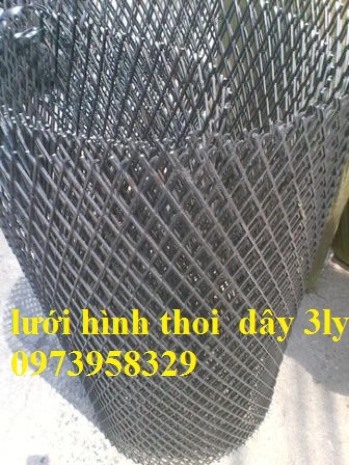 Lưới hình thoi, lưới mắt cáo, tôn Inox, lưới thép hàn cam kết giá rẻ nhất Hà Nội8