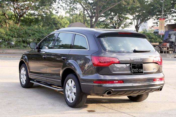 Audi Q7 3.6L Quattro Premium 4
