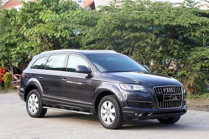 Audi Q7 sản xuất năm 2010 Số tự động Động cơ Xăng