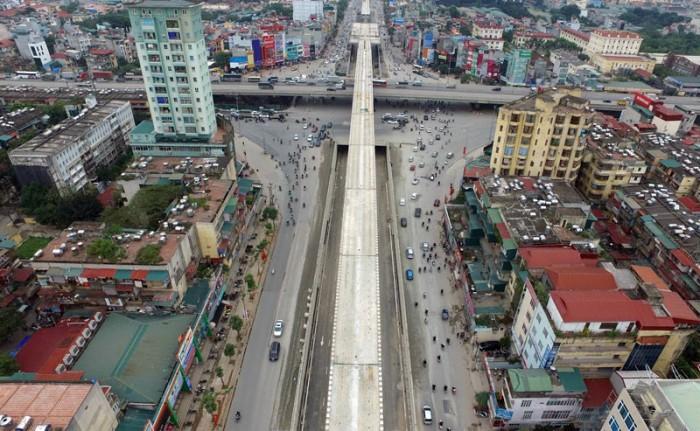 Bán nhà Mặt phố Nguyễn Xiển, Thanh Xuân 5 tỷ vỉa hè, kinh doanh cực đỉnh
