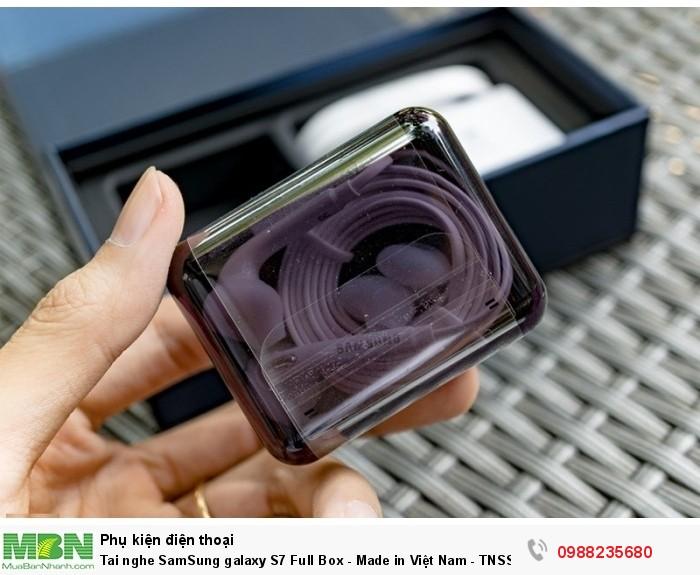 Tai nghe SamSung galaxy S7 Full Box - Made in Việt Nam - TNSSS7