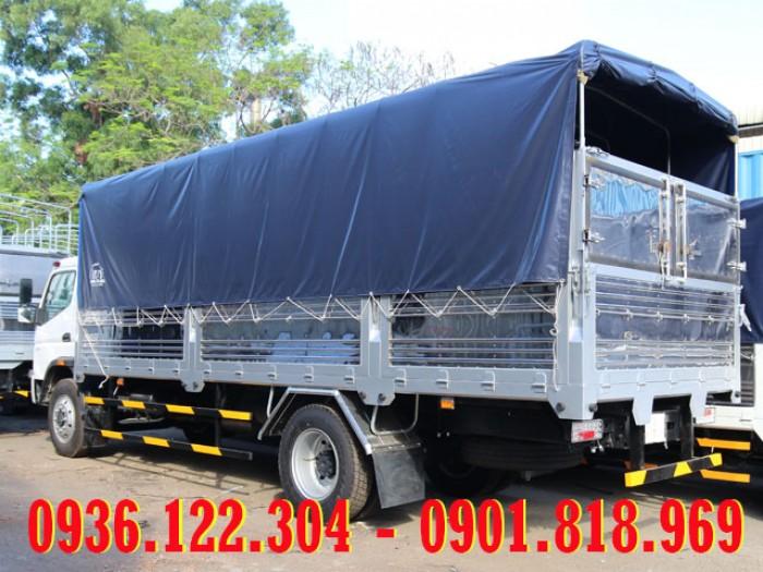Công ty bán xe tải Fuso Fi 7T15/7T2/7T35 nhập khẩu Indonesia - Trả góp 90% giá trị xe trên toàn quốc