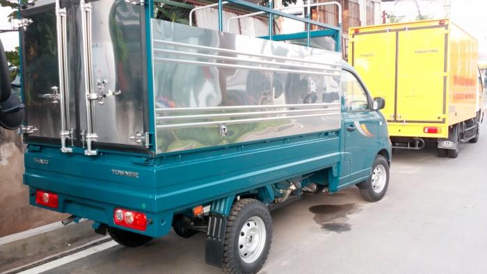 Xe tải KIA Trường Hải Towner 990 tải trọng 990kg - Hỗ trợ trả góp - Mới 100% 6