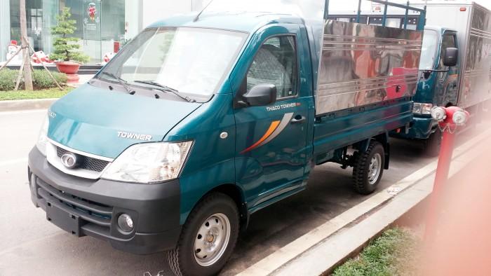 Xe tải KIA Trường Hải Towner 990 tải trọng 990kg - Hỗ trợ trả góp - Mới 100% 4