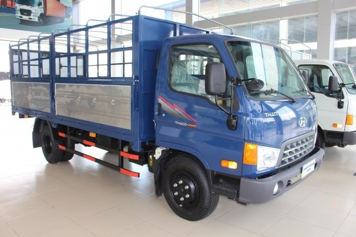 Bán xe tải Hyundai HD500 - 5 tấn và HD650 - 6,5 tấn 5