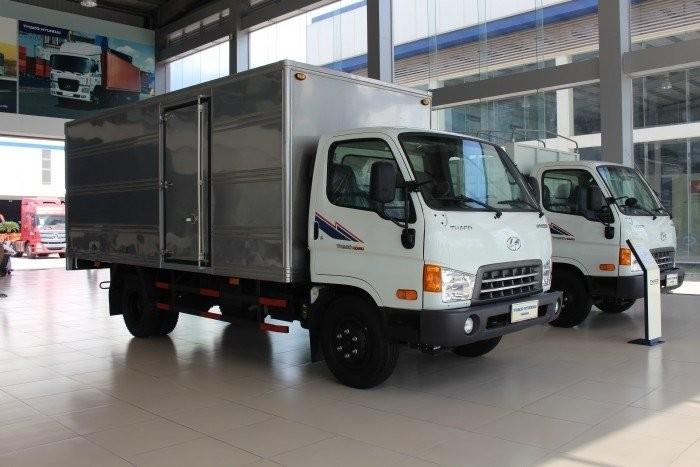 Bán xe tải Hyundai HD500 - 5 tấn và HD650 - 6,5 tấn 0