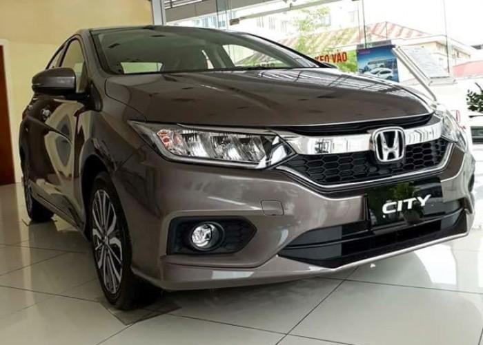 {Đồng Nai} Honda City 2018 Giá lăn bánh mới nhất - Khuyến mãi khủng -Hỗ trợ NH 80% 7