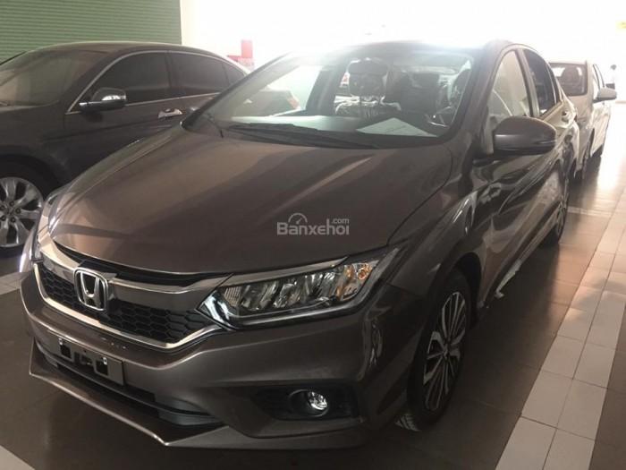 {Đồng Nai} Honda City 2018 Giá lăn bánh mới nhất - Khuyến mãi khủng -Hỗ trợ NH 80% 8
