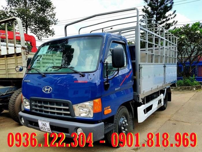 Xe tải Hyundai HD99 6T5 CKD - Trả góp 90% trên toàn quốc- Đóng thùng theo yêu cầu