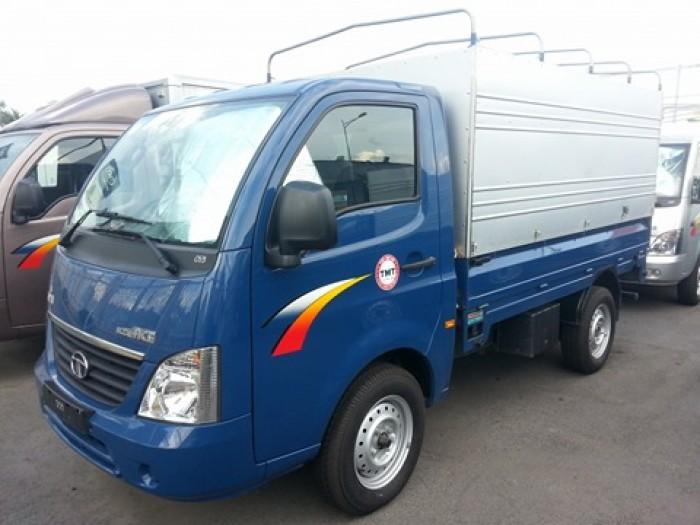 Xe tải nhẹ Ấn Độ máy dầu 1t2