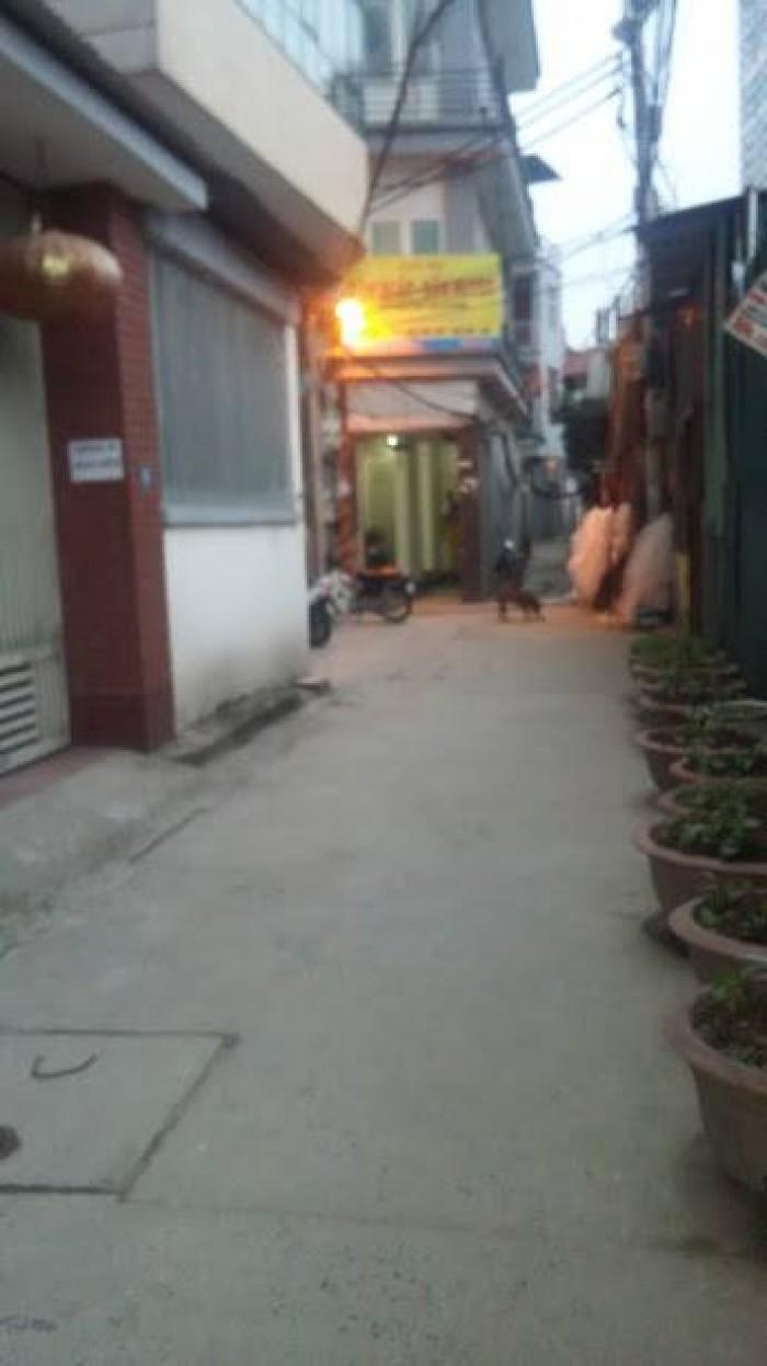 Cần bán nhà ở Khương Đình, Thanh Xuân, 33m2, 5 tầng