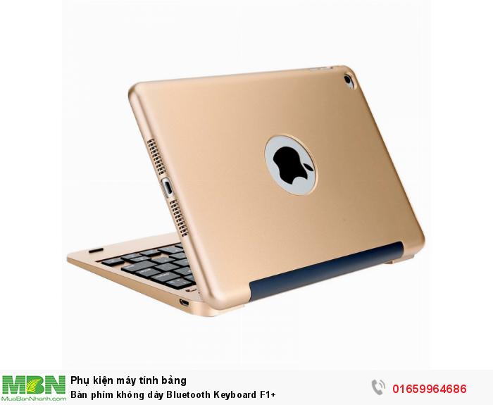 Bàn phím không dây Bluetooth Keyboard F1+
