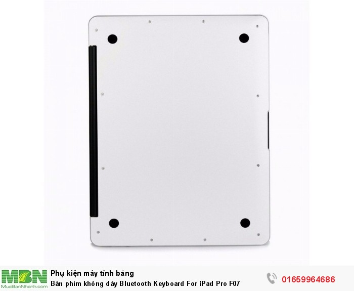 Bàn phím không dây Bluetooth Keyboard For iPad Pro F073
