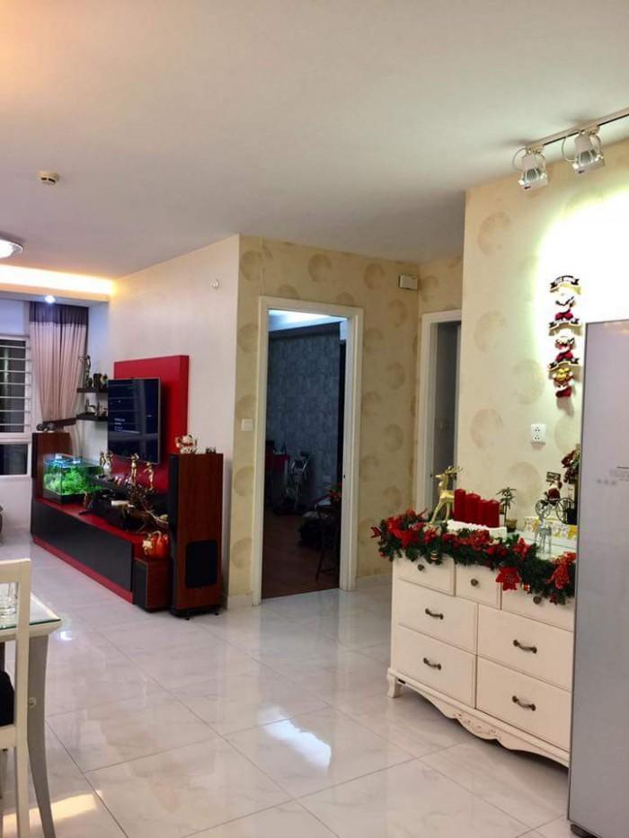 Bán căn hộ Saigonres Plaza (Vincom Nguyễn Xí ) DT 72m2