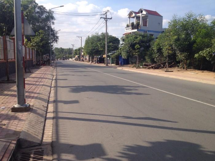 2 lô đất MTKD đường An Phú 07, Thuận An, SHR, TC:100%