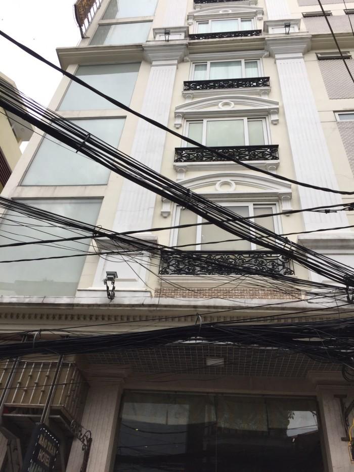 Bán nhà đường 3 Tháng 2 Thông Tô Hiến Thành 7.3x 17m