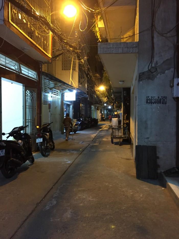 Bán gấp nhà Nguyễn Thiện Thuật-Bàn Cờ 5.3x 11m