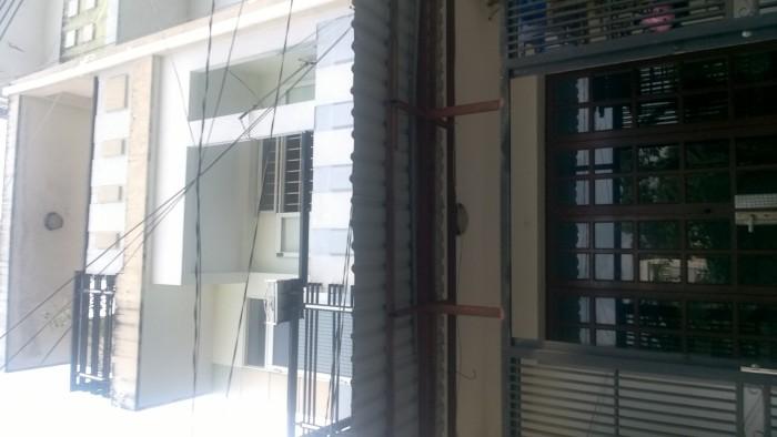 Hẻm Thông 8m Tân Sơn Nhì 1 Lửng 2 Lầu DT 4x17.5m