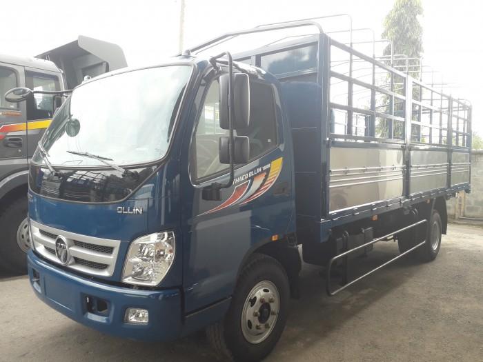 Thaco Khác sản xuất năm 2017 Số tay (số sàn) Xe tải động cơ Dầu diesel