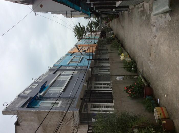 Bán nhà nhỏ đường Thạnh Lộc 27 quận 12