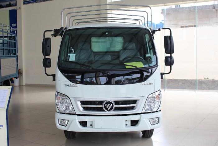 Bán xe tải Thaco Ollin360 thùng dài 4,3m tải trọng 2,2 tấn / bán trả góp 0