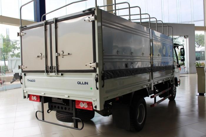 Bán xe tải Thaco Ollin360 thùng dài 4,3m tải trọng 2,2 tấn / bán trả góp 1