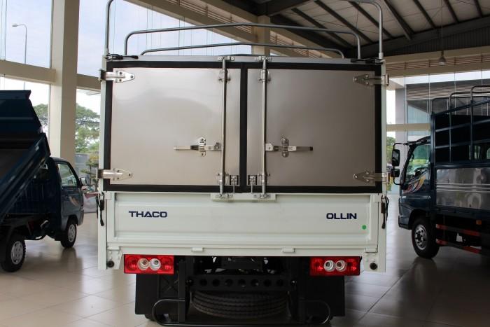 Bán xe tải Thaco Ollin360 thùng dài 4,3m tải trọng 2,2 tấn / bán trả góp 2
