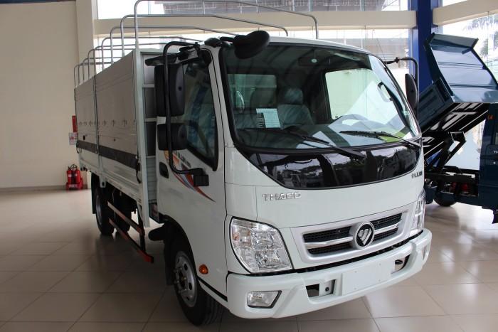 Bán xe tải Thaco Ollin360 thùng dài 4,3m tải trọng 2,2 tấn / bán trả góp 5