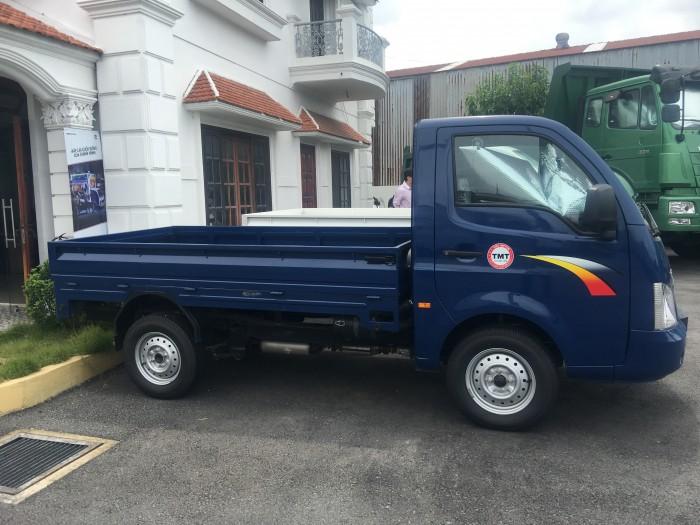 Xe tải Ấn Độ máy dầu 1t2 thùng lửng
