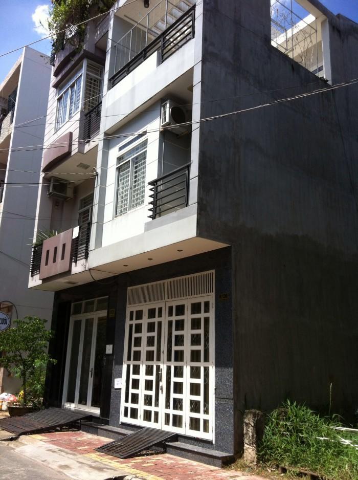 Cần bán căn nhà mặt tiền đường N2 trong KDC D2D 1 trệt 2 lầu