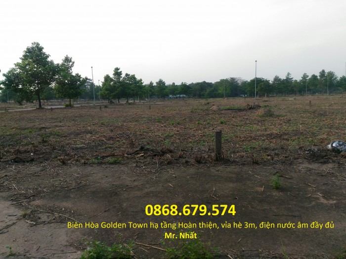 Bán gấp mấy lô đất Tam Phước, sổ đỏ theo quy hoạch 1/500 giá cực rẻ