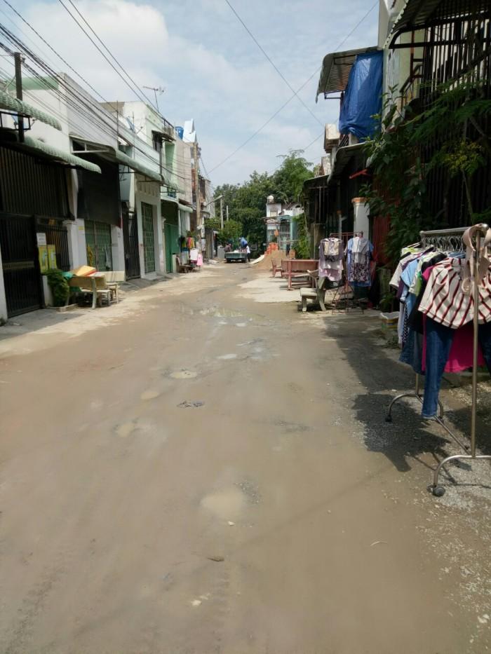 Bán đất mặt tiền đường Bình Chuẩn 69, tổng diện tích 675m2 sổ hồng riêng